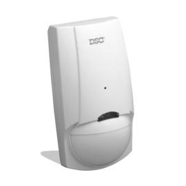 DSC LC102PIGBS PIR mozgás + akusztikus üvegtörés érzékelő, fóliázott üvegre is