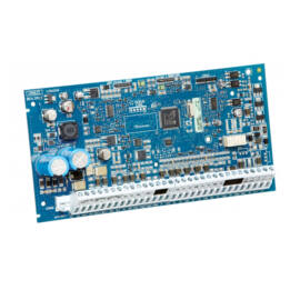 DSC NEO HS2016PCBE 16 zónás riasztó központ fémdoboz nélkül