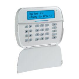 DSC NEO HS2LCDRF8EE1 vezetékes LCD billentyűzet beépített vezeték nélküli vevőegységgel, PowerG 868MHz
