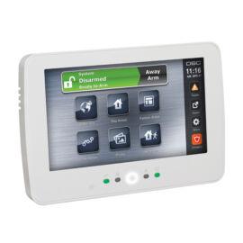 DSC NEO HS2TCHP érintőképernyős billentyűzet NEO sorozathoz