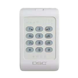 DSC PC1404RKZ billentyűzet, 8 zónás, led-es (PC1404 alap kezelője)