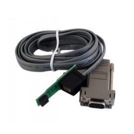 DSC PCLINKSCW PC link adatkábel fel- letöltéshez, 9 tűs soros port