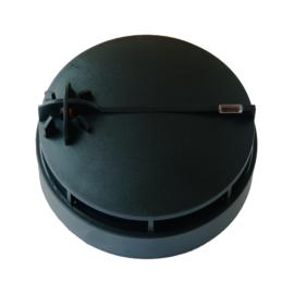 Detnov DOTD-230-B hagyományos hő és füstérzékelő (fekete)