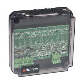 Detnov MAD-405-I intelligens monitor modul 5 bemenettel izolátorral