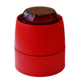 Detnov MAD-465-I intelligens címezhető hang- és fényjelző izolátorral