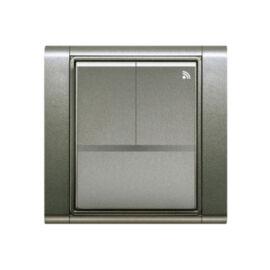 Enika P8 T 3 Time 34 Antracit felületre szerelhető jeladó (1042050)