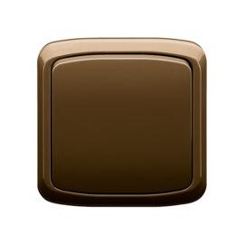 Enika P8 R 1 Tango H Sötét barna falba süllyesztett vevő (1043704)