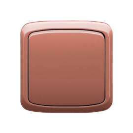 Enika P8 R 1 Tango R2 Hanga piros falba süllyesztett vevő (1043706)