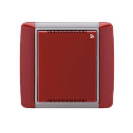 Enika P8 T Temp/RH Element 24 Kármin vörös hőmérséklet és páratartalom érzékelő (1046330)