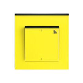 Enika P8 T 2 Levit 64 Sárga / Fekete felületre szerelhető jeladó (1049607)