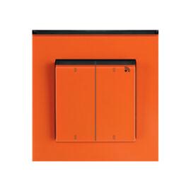 Enika P8 T 4 Levit 66 Narancssárga / Fekete felületre szerelhető jeladó (1049620)