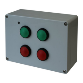Enika P8 T 4 IP Négycsatornás hordozható jeladó (1054966)