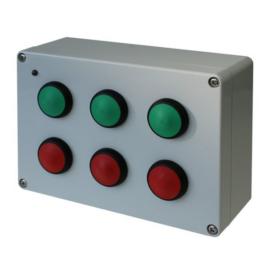 Enika P8 T 6 IP  Hatcsatornás hordozható jeladó (1054967)