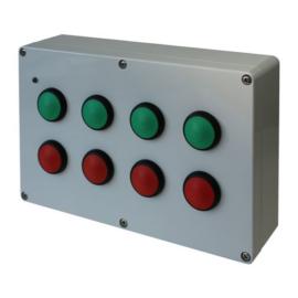 Enika P8 T 8 IP Nyolccsatornás hordozható jeladó (1054968)