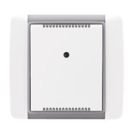 Enika P8 T CO2 TE 04 Fehér/Hideg szürke levegőminőség érzékelő (1055284)