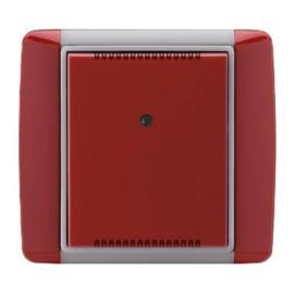 Enika P8 T CO2 TE 24 Kármin vörös/ Hideg szürke levegőminőség érzékelő (1055289)