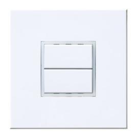 Enika P8 T 2 MS 03 Fehér Kétcsatornás felületre szerelhető jeladó (1100476)