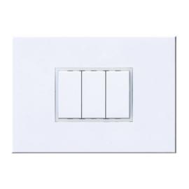 Enika P8 T 3 MR 03 Fehér Háromcsatornás felületre szerelhető jeladó (1100485)