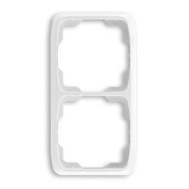 ABB kapcsoló keret 2-es függőleges Tango Szürke (3901A-B21 S)