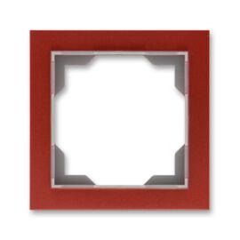 ABB kapcsoló keret 1-es Neo Terrakotta (3901M-A00110 35)