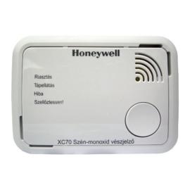 Honeywell XC70-HU CO érzékelő 7 év garancia (EN50291-1:2010)