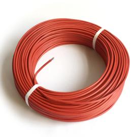 Tűzjelző kábel FB-Y(St)Y 1x2x1.0 mm2 sodort ér