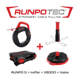Runpotec új villanyszerelő alapcsomag (101710)