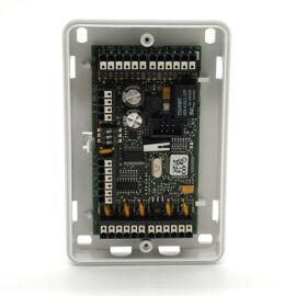 Telenot Comlock 410 vezérlőmodul (beléptető ajtó) aP dobozban