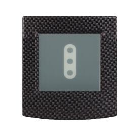 Telenot Cryplock HF-olvasó R-MD - karbon ezüst