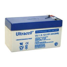 Ultracell akkumulátor UL 1.3-12 12V/1.3Ah