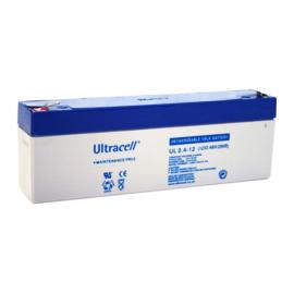 Ultracell akkumulátor UL 2.4-12 12V/2.4Ah