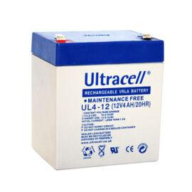 Ultracell akkumulátor UL 4-12 12V/4Ah