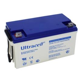 Ultracell akkumulátor UL 65-12 12V/65Ah