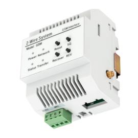 V-TEK DT-GSM GSM modul DT rendszerhez max 3 tel. szám tárolására alkalmas