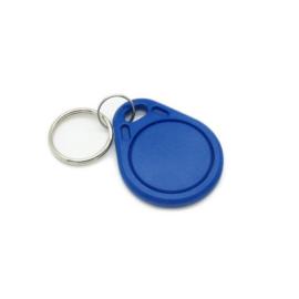 V-TEK EM1 BLUE ID CARD  beléptető kulcstartó, 125 KHz, kék