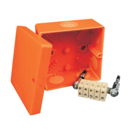 KOPOS KSK 100 PO tűzálló kötődoboz 101x101x64 mm IP66