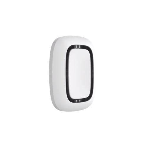 AJAX Button WH vezeték nélküli pánikgomb fehér