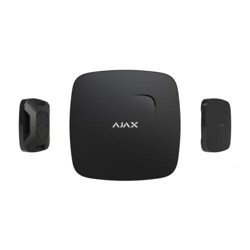 AJAX FireProtect BL vezeték nélküli füst- és hősebességérzékelő fekete