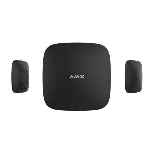 AJAX HUB Plus BL vezeték nélküli központi egység fekete