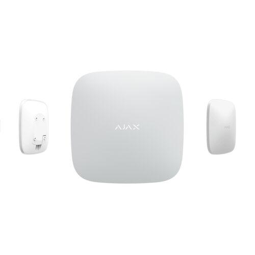 AJAX HUB WH vezeték nélküli központi egység fehér