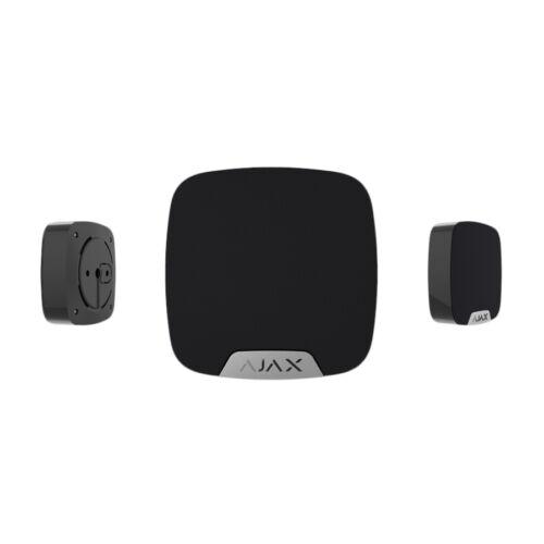 AJAX HomeSiren BL vezeték nélküli beltéri sziréna fekete
