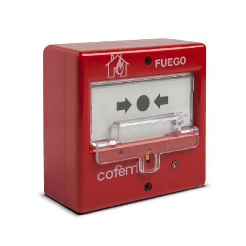 Cofem PUCARLTING hagyományos kézi jelzésadó váltóérintkezővel