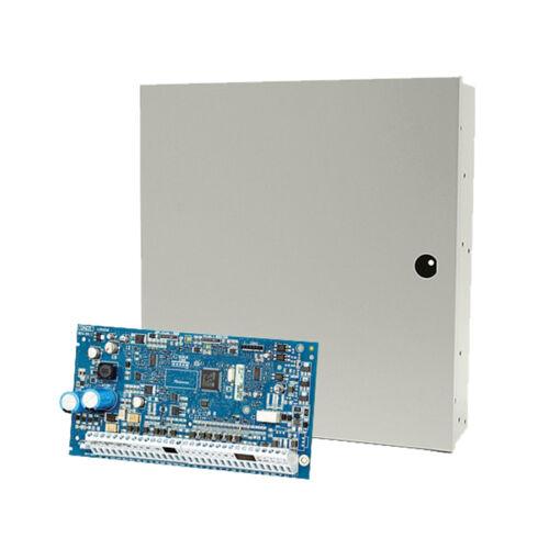 DSC NEO HS2064NKE 64 zónás riasztó központ fémdobozzal
