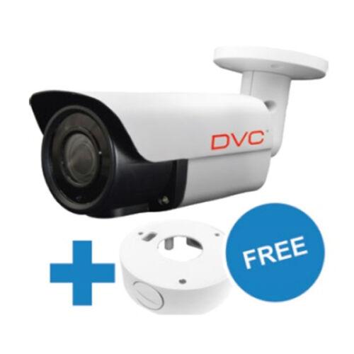 DVC DCA-BV6241 AHD IR csőkamera 1080p 2,8-12mm varif. objektív, D-WDR, IP66