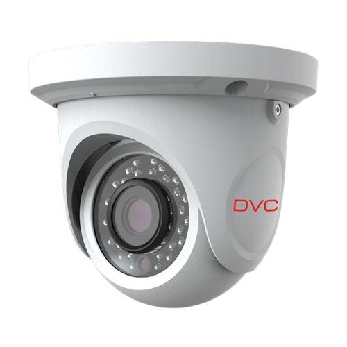 DVC DCA-VF742 AHD IR dome kamera 4Mpx fix 3,6mm objektív, IP66