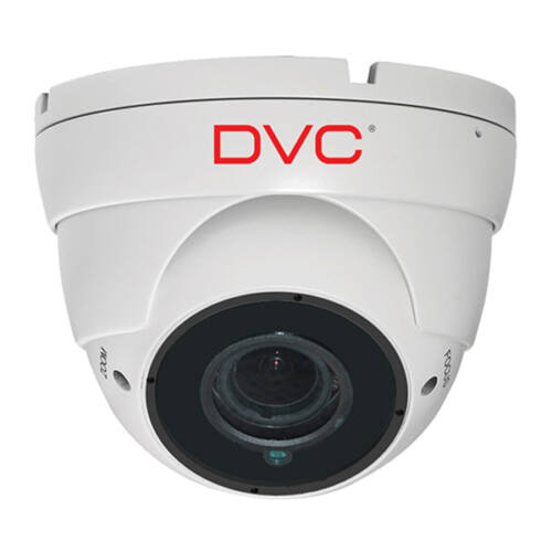 DVC DCA-VV6241 AHD IR30-40m dome kamera 1080p 2,8-12mm