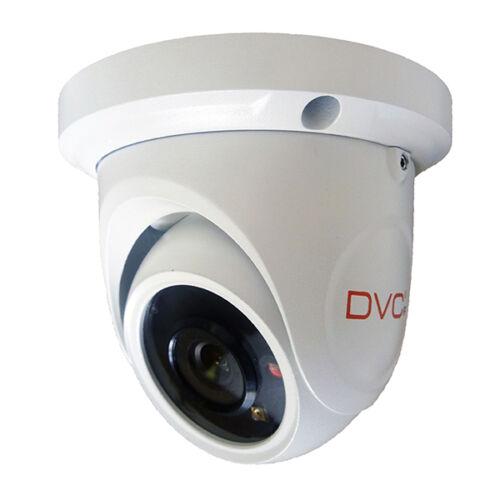 DVC DCN-VF743 IP kamera dome 4Mpx/25fps 3,6mm H.265 audio bemenet