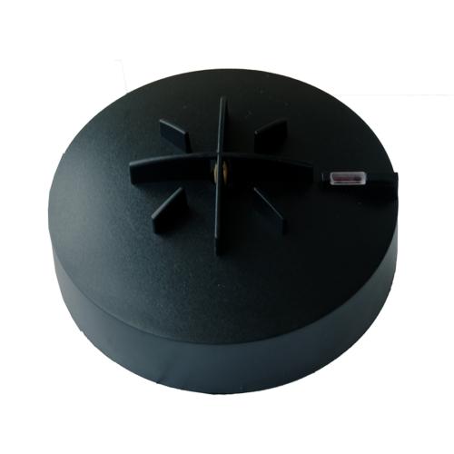 Detnov DTD-215A-B intelligens hőérzékelő magas jelzéspontú (fekete)