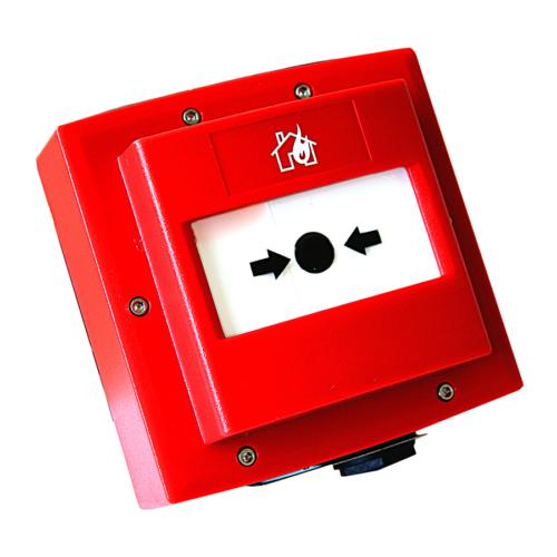 Detnov MAD-450-IW intelligens kültéri kézi jelzésadó izolátorral