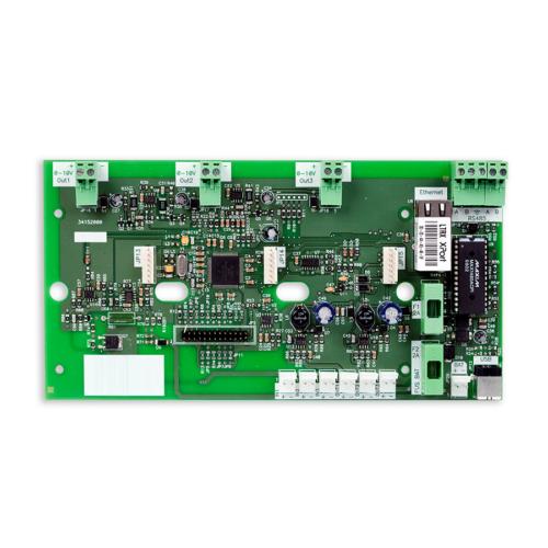Detnov TRMD-500 ventilátor fordulatszám szabályzó modul 3 kimenettel